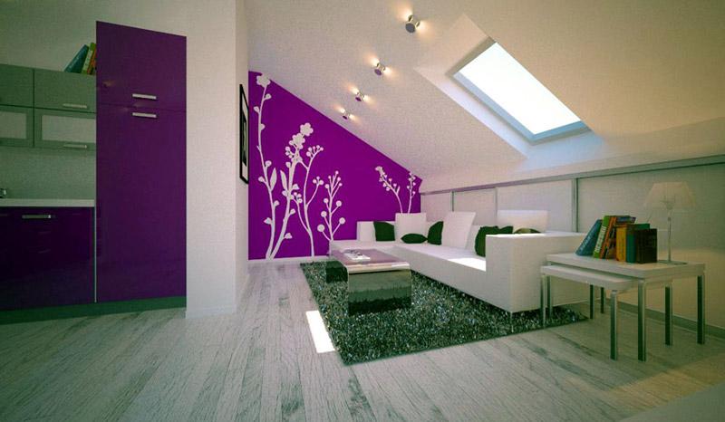 Dachgeschoss | Schranksysteme Dachwohnung Einrichten Bilder