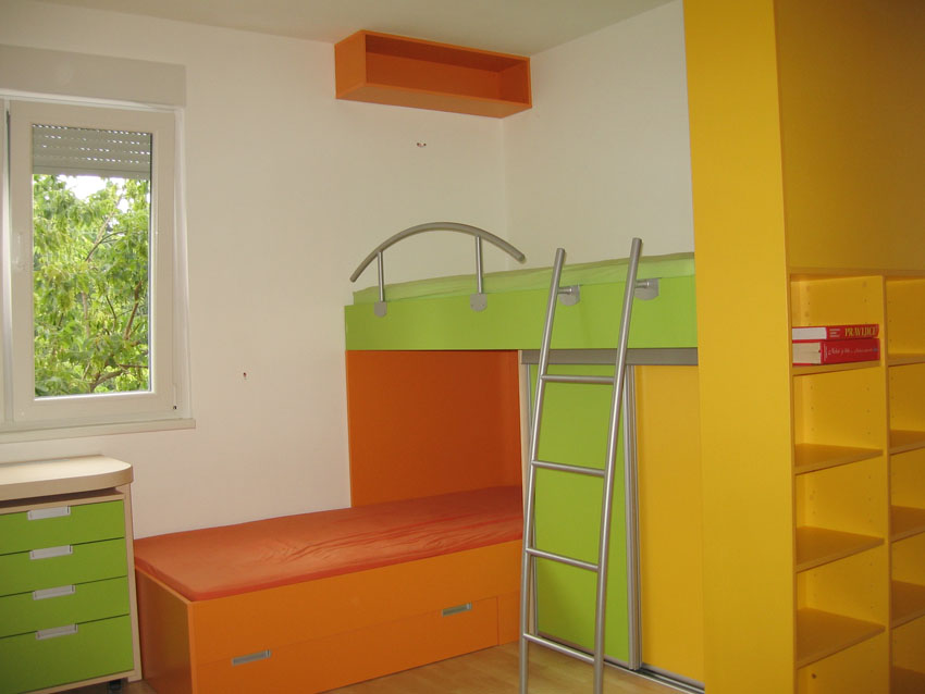 Kinderzimmer Tapete Dachschr?ge : man bei der Ausstattung des Kinderzimmers achten? Das Kinderzimmer