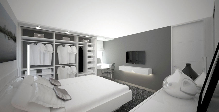 hinter bett kommode das beste aus wohndesign und m bel inspiration. Black Bedroom Furniture Sets. Home Design Ideas