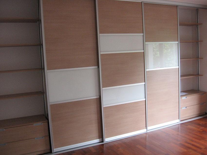 ein einbauschrank mit schiebet ren ist f r jeden raum geeignet schranksysteme. Black Bedroom Furniture Sets. Home Design Ideas