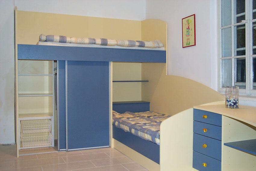 Kinderzimmer Was Ist Anders Als In Anderen Raumen Schranksysteme